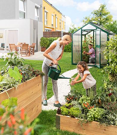 Urbanes Gärtnern Shop - Beckmann KG - Ihr Spezialist für Gewächshaus ...