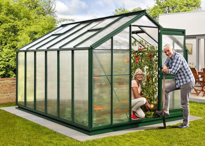 Gewachshaus glas aus polen for Gartenartikel gunstig
