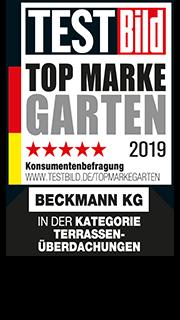 Terrassen Uberdachungen Beim Spezialisten Online Kaufen Beckmann Kg
