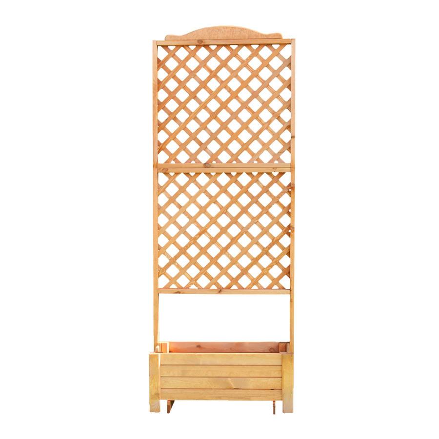 pflanzkasten mit spalier b 80 cm h 210 cm pflanzk sten mit spalier pflanzgef e und. Black Bedroom Furniture Sets. Home Design Ideas