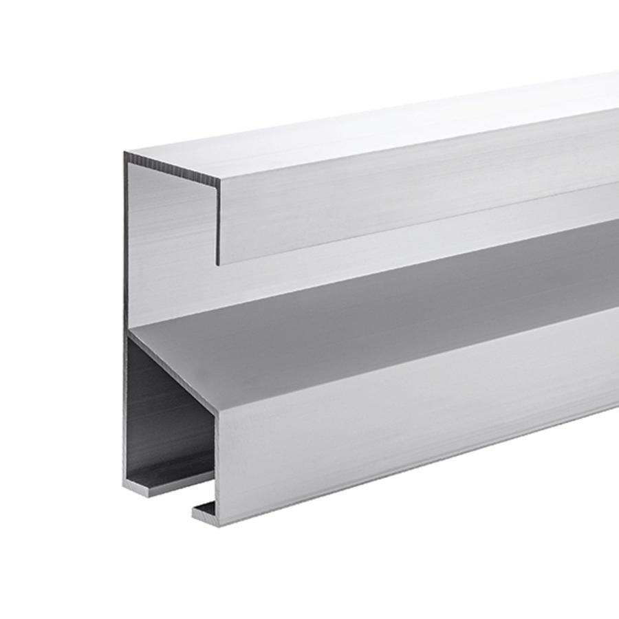 Aluminiumfundament für Gewächshaus Modell A8