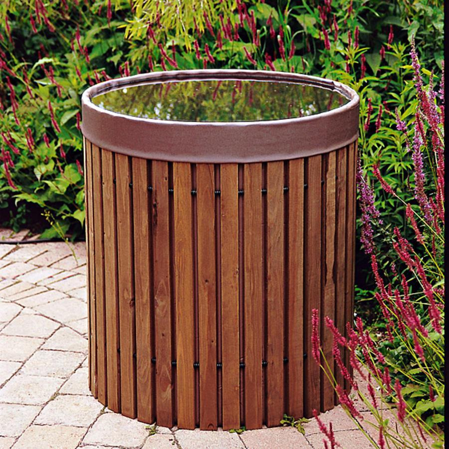 beckmann regenfass 420 liter ausverkauft beckmann kg. Black Bedroom Furniture Sets. Home Design Ideas