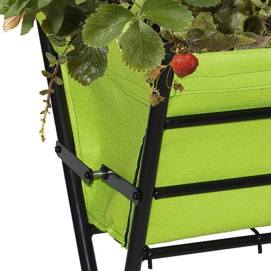 Ersatztasche Limonengrun Fur Balkon Und Terrassen Hochbeet Trend
