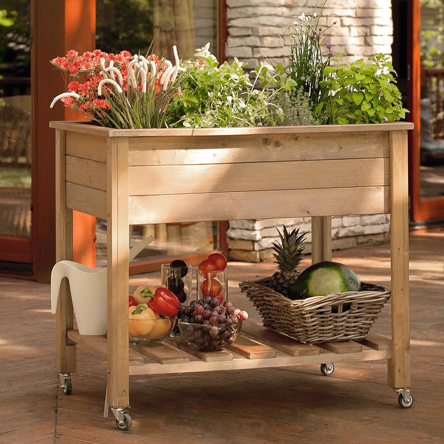 hochbeet auf r dern terrassen hochbeete hochbeete und hochteiche beckmann kg ihr. Black Bedroom Furniture Sets. Home Design Ideas