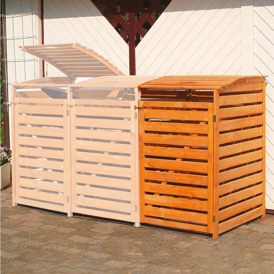 mülltonnenbox erweiterung - dekoratives und schönes - beckmann kg