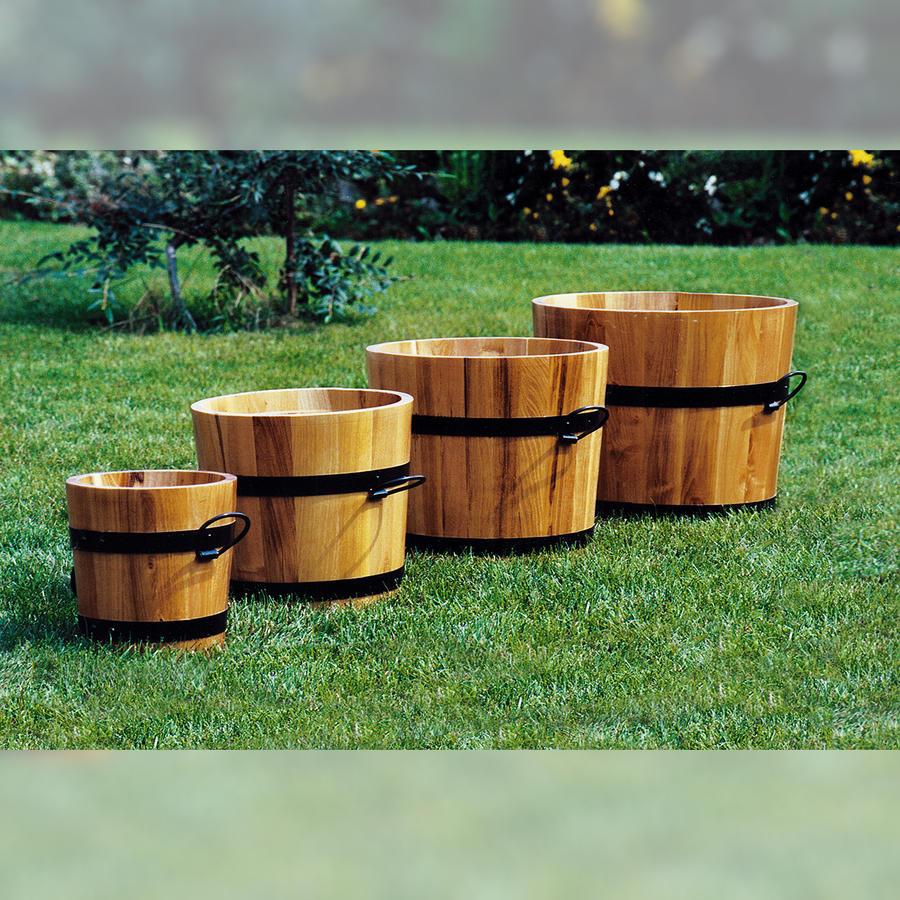 pflanzk bel aus robinienholz pflanzgef e pflanzgef e und rankhilfen urbanes g rtnern. Black Bedroom Furniture Sets. Home Design Ideas