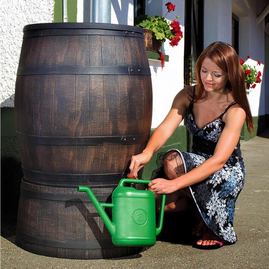 Regentonne Country 50 Liter  Regentonnen Country Regenwasser sammeln