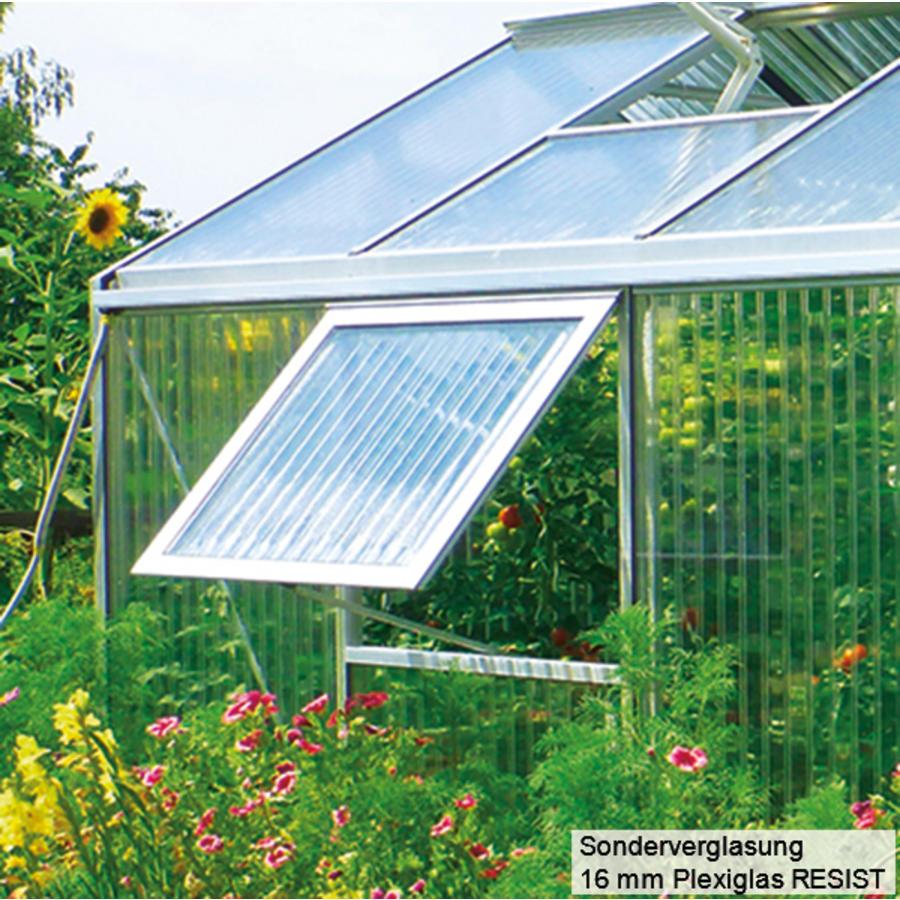 Prächtig Seitenwandfenster für Gewächshaus Allplanta - Beckmann KG @IO_16