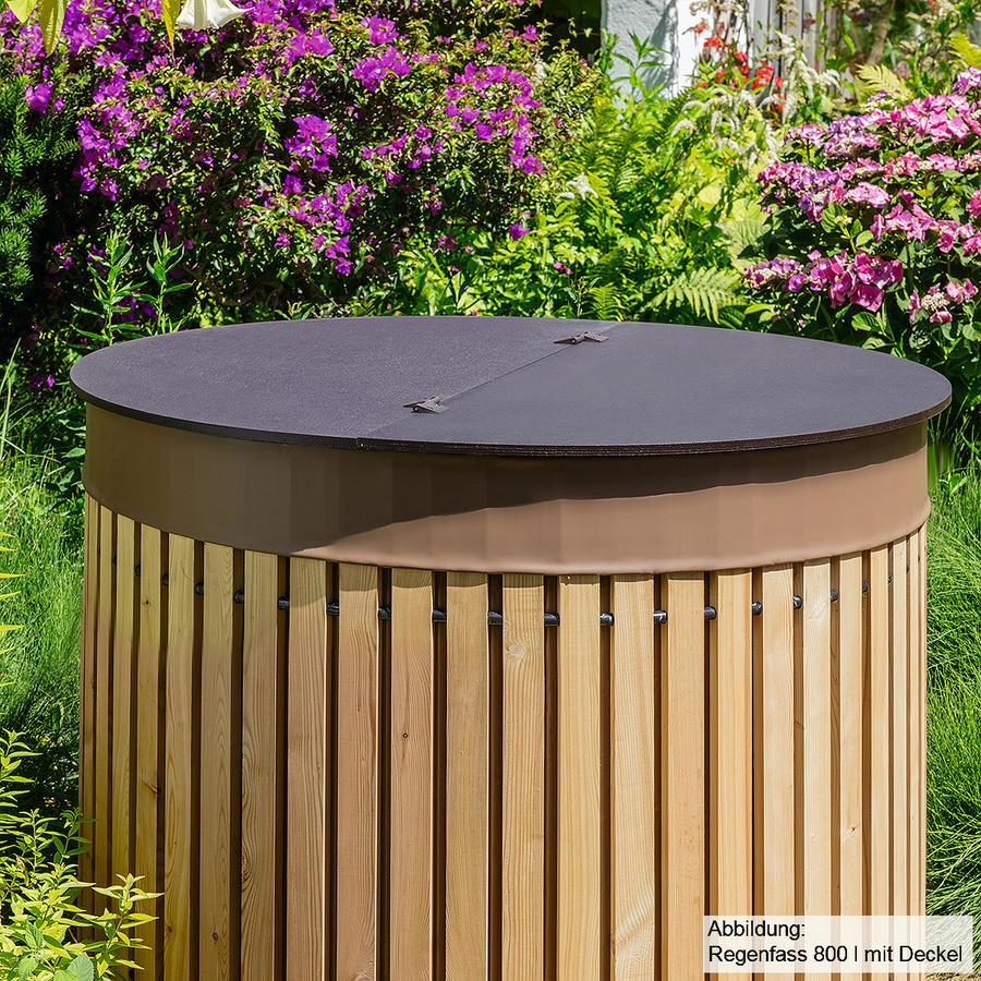 deckel f r beckmann regenfass 420 l deckel f r regenfass regenwasser sammeln beckmann kg. Black Bedroom Furniture Sets. Home Design Ideas