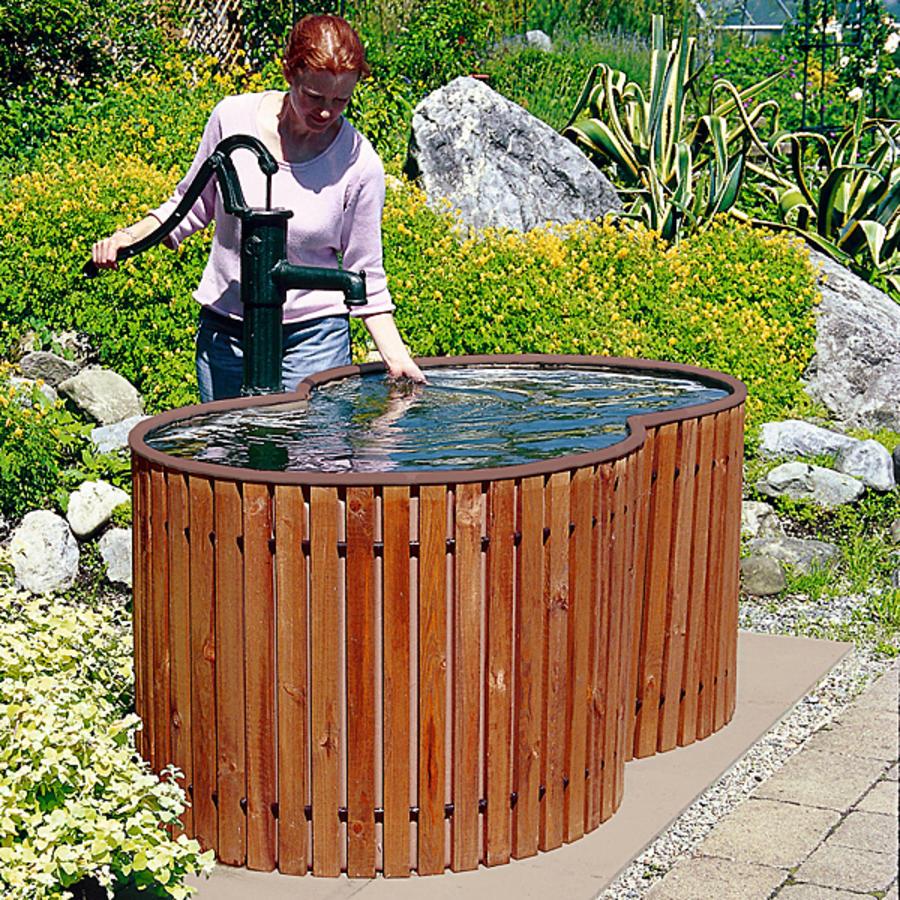 bauernbrunnen bauernbrunnen regenwasser sammeln beckmann kg ihr spezialist f r gew chshaus. Black Bedroom Furniture Sets. Home Design Ideas