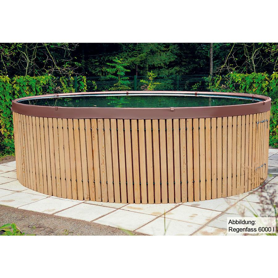 beckmann regenfass 4000 l aus l rchenholz beckmann regenf sser aus l rchenholz regenwasser. Black Bedroom Furniture Sets. Home Design Ideas