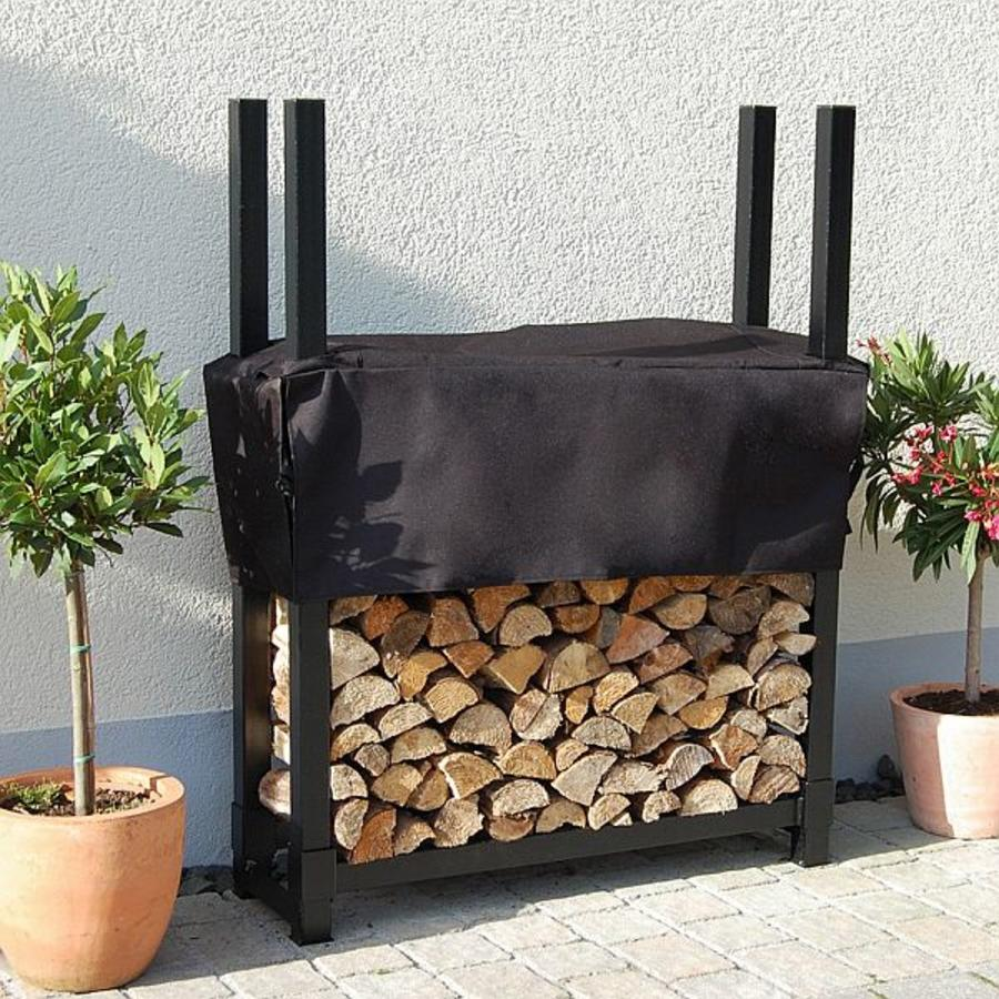 regenschutz f r kaminholz depot sonderangebote. Black Bedroom Furniture Sets. Home Design Ideas