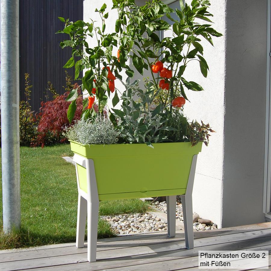 f e f r pflanzkasten urban style beckmann kg. Black Bedroom Furniture Sets. Home Design Ideas