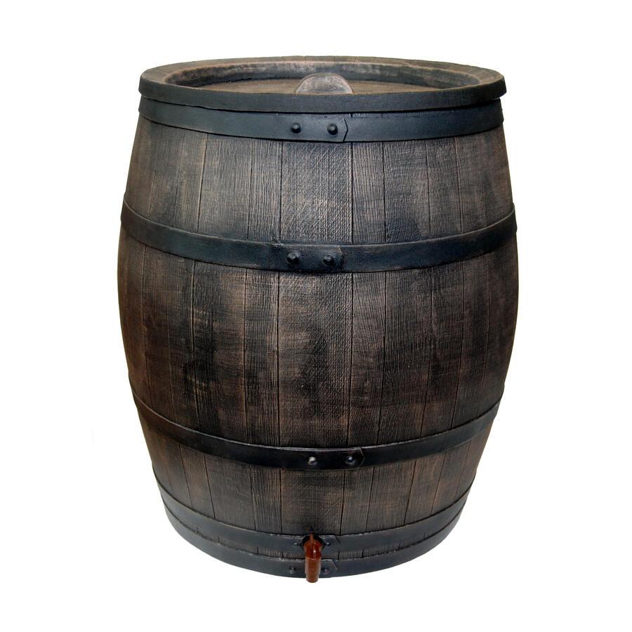 regentonne country bauchige form gr e 3 240 liter. Black Bedroom Furniture Sets. Home Design Ideas