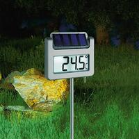 Solar-Riesenthermometer