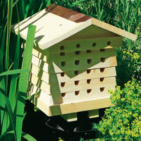 Wildbienen-Haus