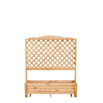 pflanzkasten mit spalier b 120 cm h 140 cm pflanzk sten mit spalier pflanzgef e und. Black Bedroom Furniture Sets. Home Design Ideas