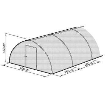 gew chshaus typ folie modell g48 g folie 4 breite 406. Black Bedroom Furniture Sets. Home Design Ideas
