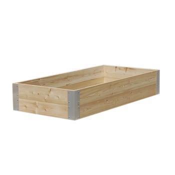 unterbeet aus l rchenholz f r pflanzenhaus modell 1 pflanzenhaus gew chsh user beckmann kg. Black Bedroom Furniture Sets. Home Design Ideas