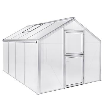 Gewächshaus Garten - Gewächshaus Typ Allplanta®  Modell ALP2
