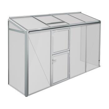 Anlehngewächshaus - Anlehn- und Balkon-Gewächshaus Typ Allplanta®  BXL2