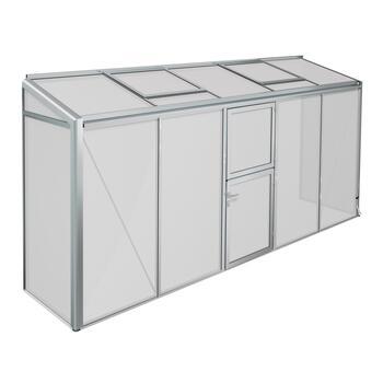 Anlehngewächshaus - Anlehn- und Balkon-Gewächshaus Typ Allplanta®  BXL3