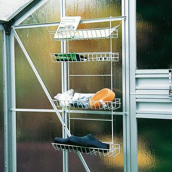 typ allg u tische und regale gew chshaus zubeh r shop. Black Bedroom Furniture Sets. Home Design Ideas