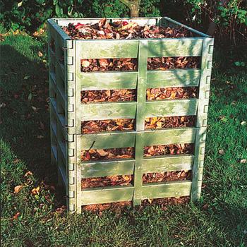 Komposter - Lattenkomposter 640 Liter