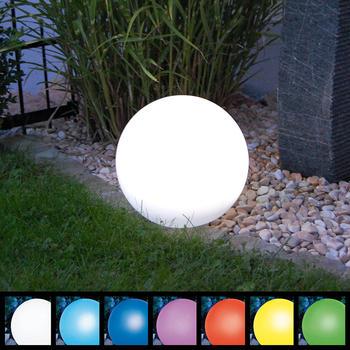 Solarlampe - Magische Solarkugel