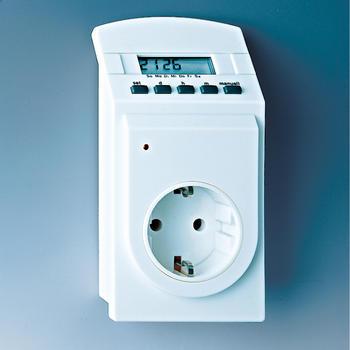 Gewächshausheizung - Thermo-Timer-Schaltuhr