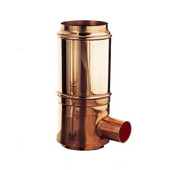 Regensammler - Filter-Sammler Kupfer