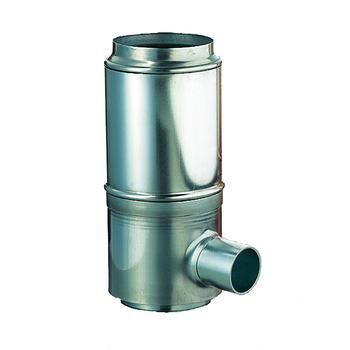 Regensammler - Filter-Sammler Titanzink